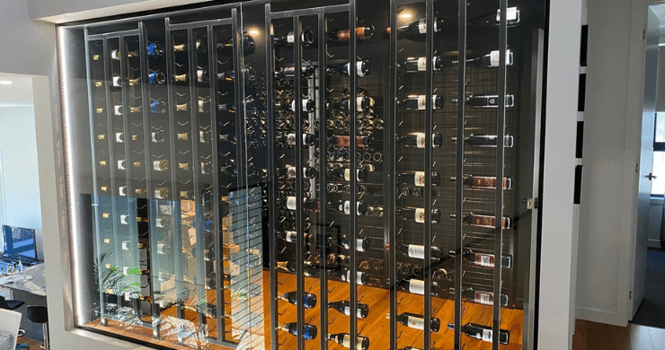 5 essentials to consider in planning your cellar