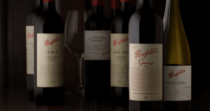 Penfolds Classic Red wines