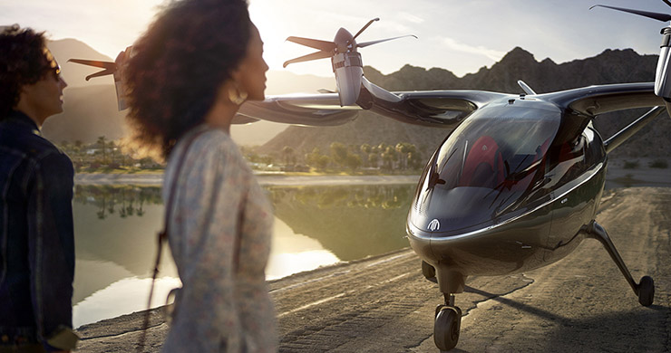 United Airlines Just Invested $1 Billion in Our Air Taxi Future