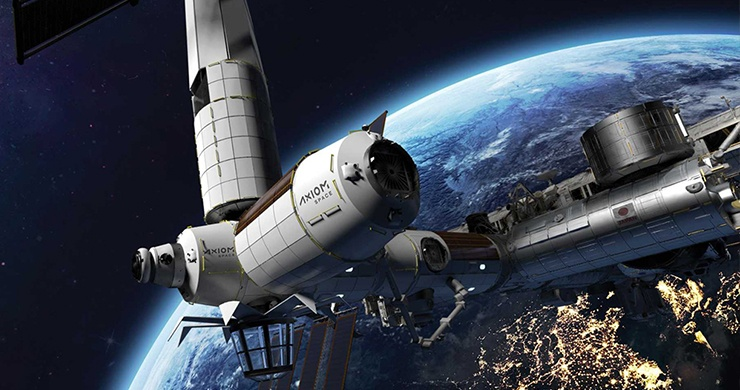 Former NASA Chiefs Are Planning to Build a Hotel in Space by 2024